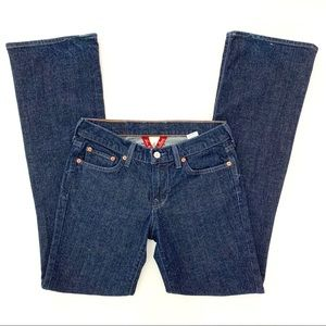 Lucky Brand Rana Sweet Low Jeans Blue Size 2/26